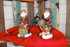 Holiday figurines